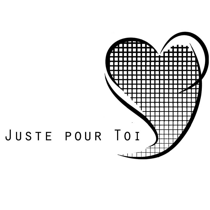 """Carte message """" Juste pour toi """""""