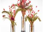 Tube fleurs séchées