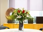 Bouquet Lys et Roses