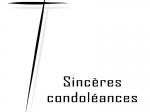 Dessus de cercueil contemporain pivoines et arums